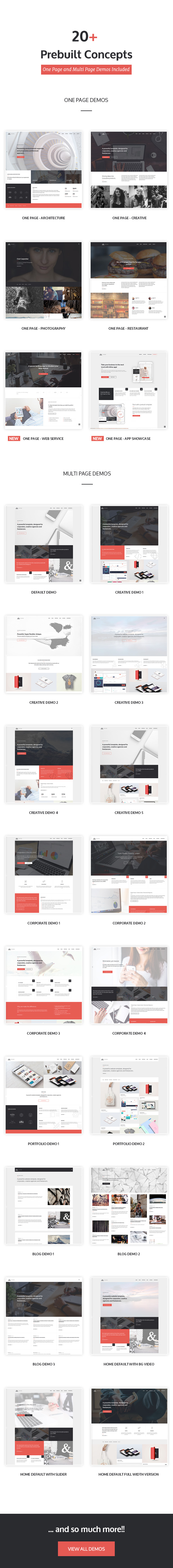 Altius | Multi-purpose HTML5 Template - 3